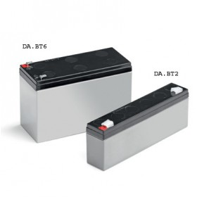Beninca DA.BT6 6Ah 12Vdc Battery