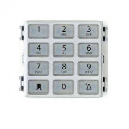 BPT DNA ME - Thangram - Access Control Keypad - Metal