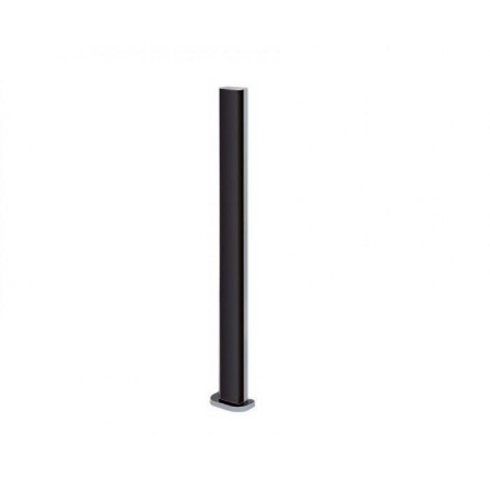 V2 GARDO100 Aluminium Pillar For Photocells 100cm Height