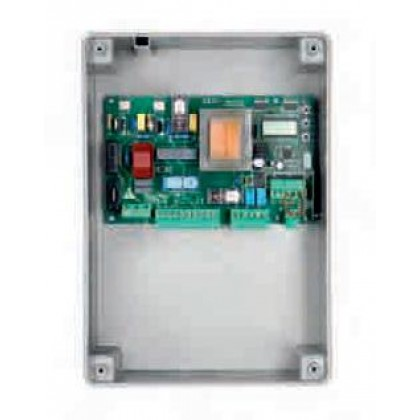 Beninca HEADY - 230Vac control panel for 1 or 2 gate motors REPLACES HEAD