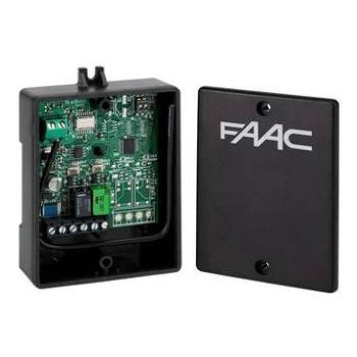 Faac XR4 radio control 868 SLH XR4 4 channel receiver