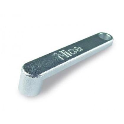 Nice MEA5 lever type unlock key for MEA3 manual release