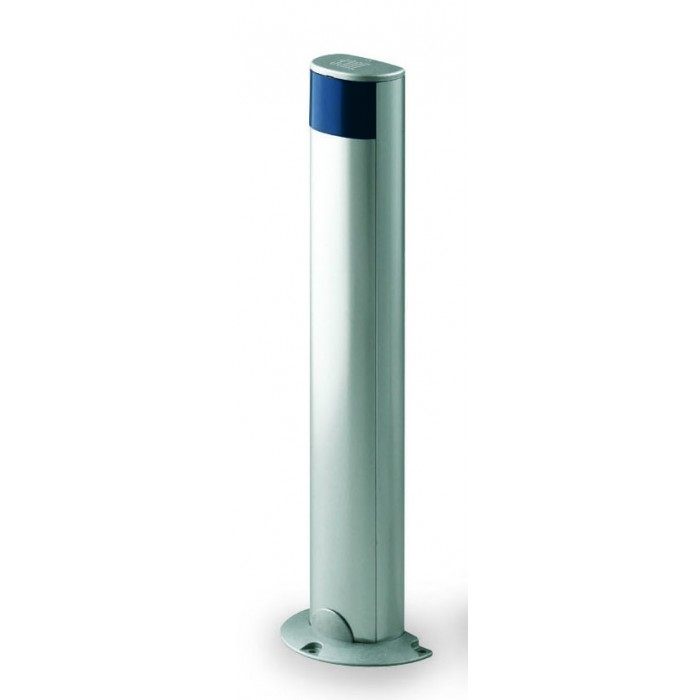Nice MOCF 500mm High Aluminium Post For Photocells - DISCONTINUED