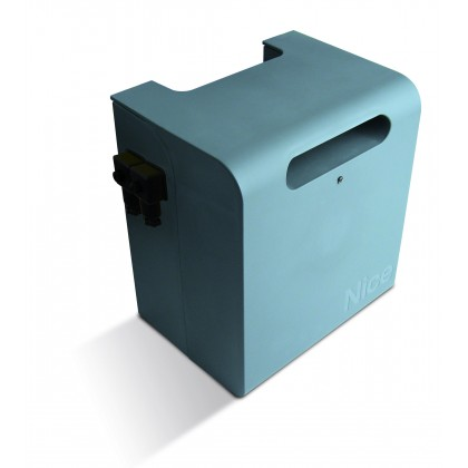 Nice PSY24 24Vdc battery box with control circuit and carry handle