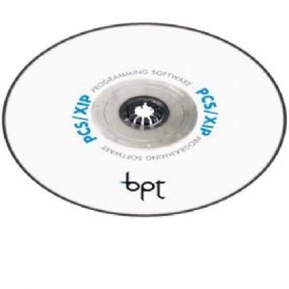BPT PCS/XIP - PC Programming Software - X1/XIP