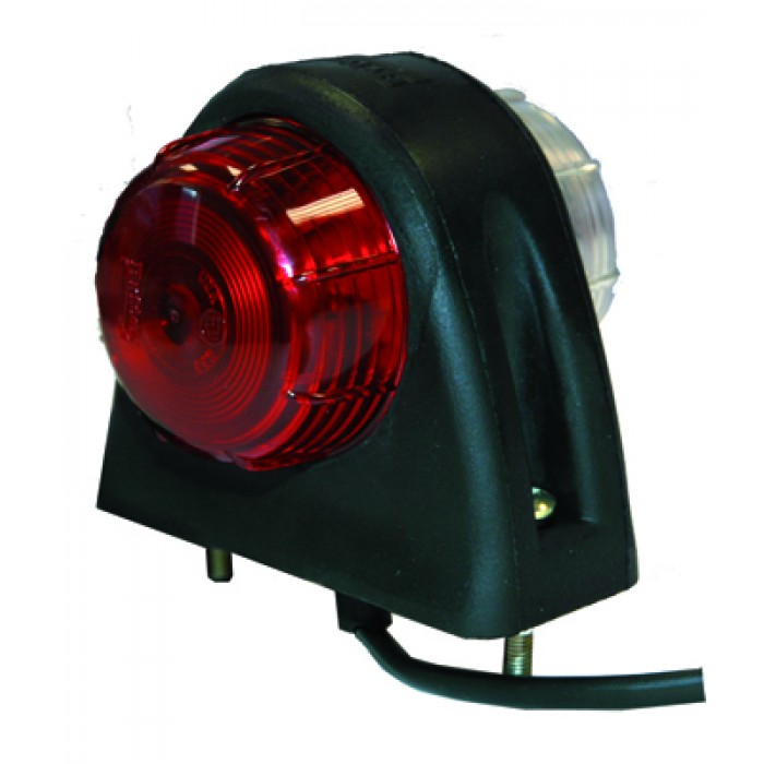 Faac Red lamp for beam mounting