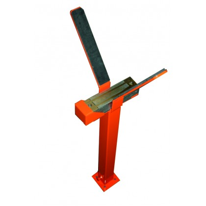 Faac adjustable beam fork support - can fit magnetic lock