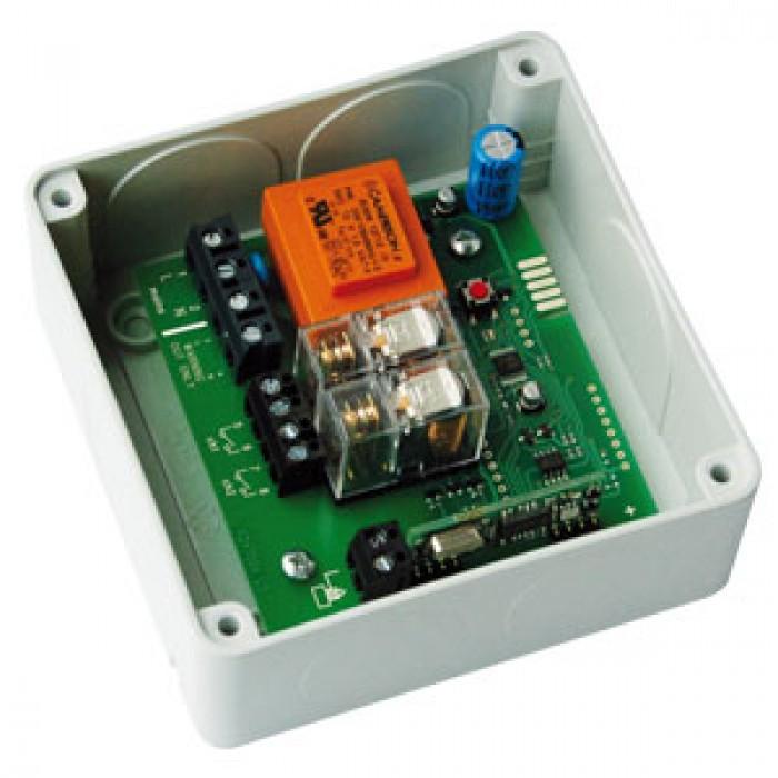 V2 Wally 2-230V dual channel receiver