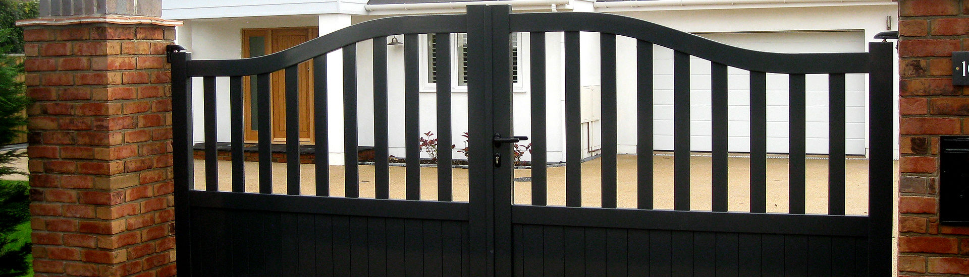 Aluminium Gates from Linkcare