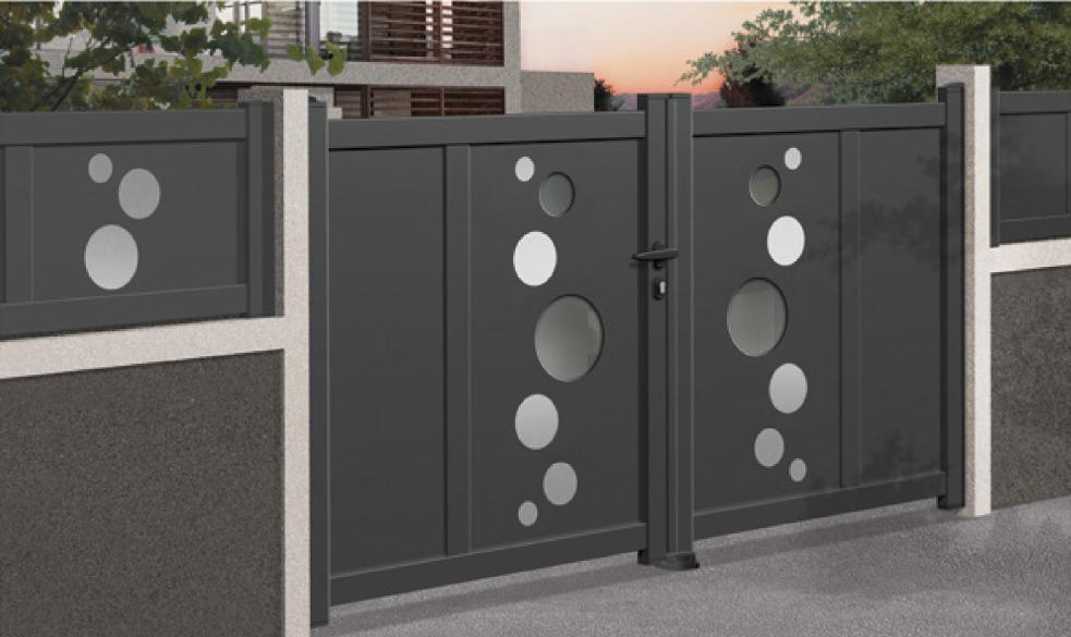 . Design Aluminium Gates