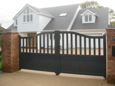 Linkcare aluminium gates