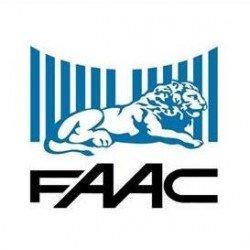 Faac gate automation