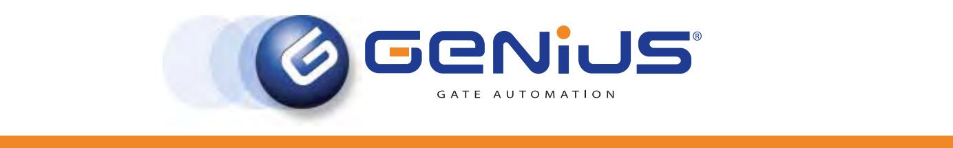 Genius gate automation