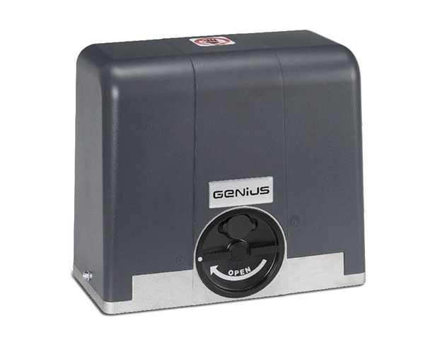 Genius Blizzard sliding gate automation motor